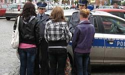 Policja i wagarowicz